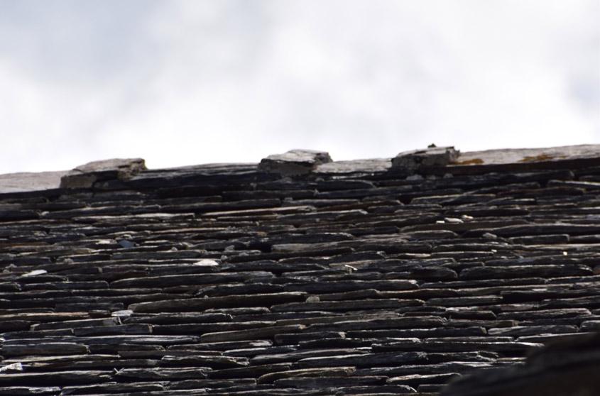 Restauration de la charpente et couverture en Lauze de l'église. Travaux de confortations intérieures. Edifice inscrit au titre des Monuments Historiques