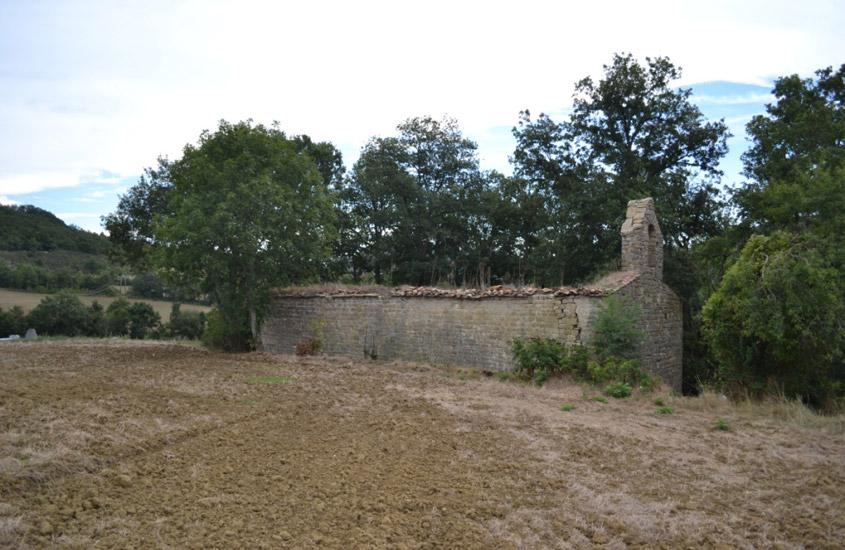 Nous avons été contactés en avril 2013 par le propriétaire des ruines de l'ancienne église paroissiale de Bourigeole qui souhaite étudier les potentiels d'utilisation ou de restauration du bâtiment qu'il possède. Dans un premier temps l'étude permettra la stabilisation de l'édifice.