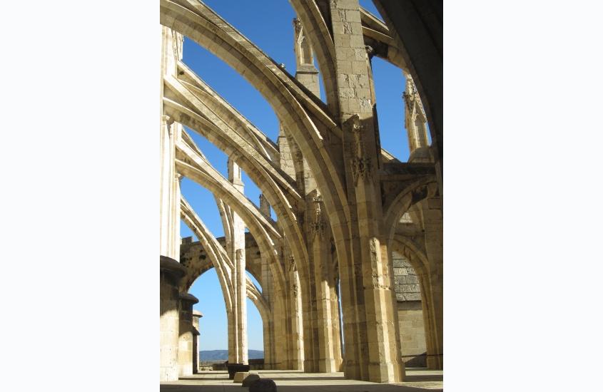 Ouverture du chantier de mise en lumière - Cathédrale Saint-Just - Narbonne (11)