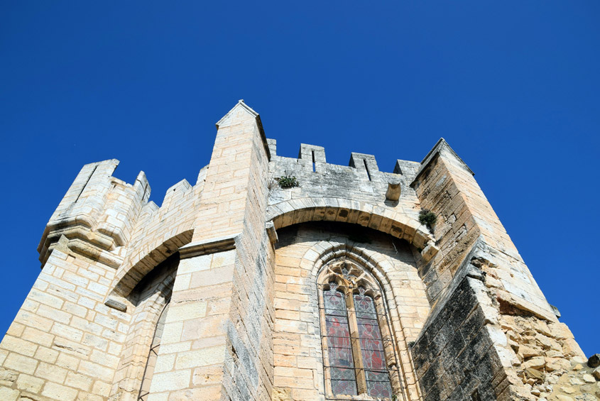 Fin des études de diagnostic pour la restauration générale de l'église Saint-Paul, propriété de la commune de Peyriac-de-mer (11).