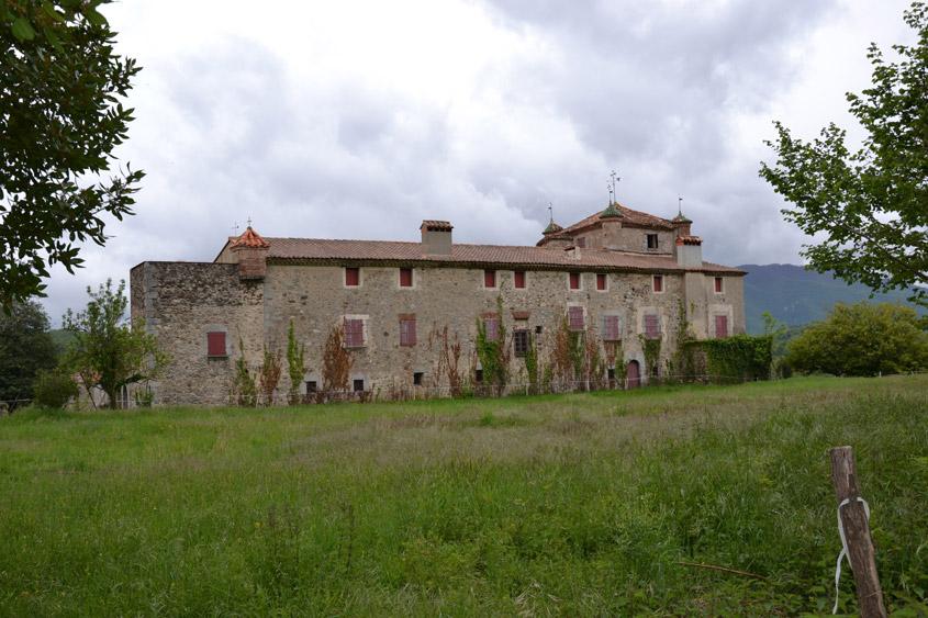Nous sommes retenus pour les études de diagnostic et les travaux en vue de la restauration générale du mas Crémadells à Saint-Laurent de Cerdans, propriété privée (66).