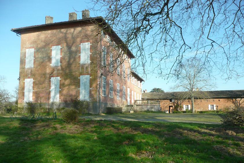 Nous sommes retenus avec Catherine Frimat pour la restauration du Château de Fonbeauzard, propriété privée (31).