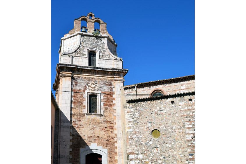 Nous sommes retenus pour les études de diagnostic et les travaux de restauration des couvertures et du clocher de l'église Saint-Vincent-et-Saint-Etienne, propriété de la commune d'Estagel (66).
