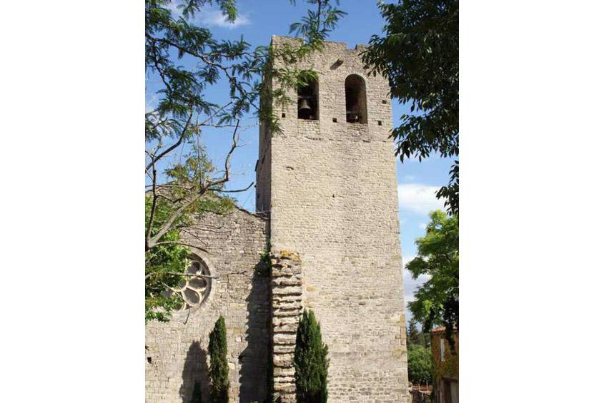 Nous sommes retenus pour les études de diagnostic et les travaux en vue de la restauration générale de l'église Saint-Geniès, propriété de la commune de Cesseras (34).